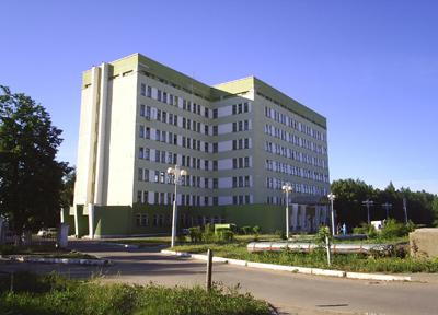 Детская поликлиника территория обслуживания