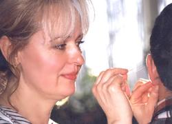 Иглорефлексотерапию проводит врач В.С. Омелюсик